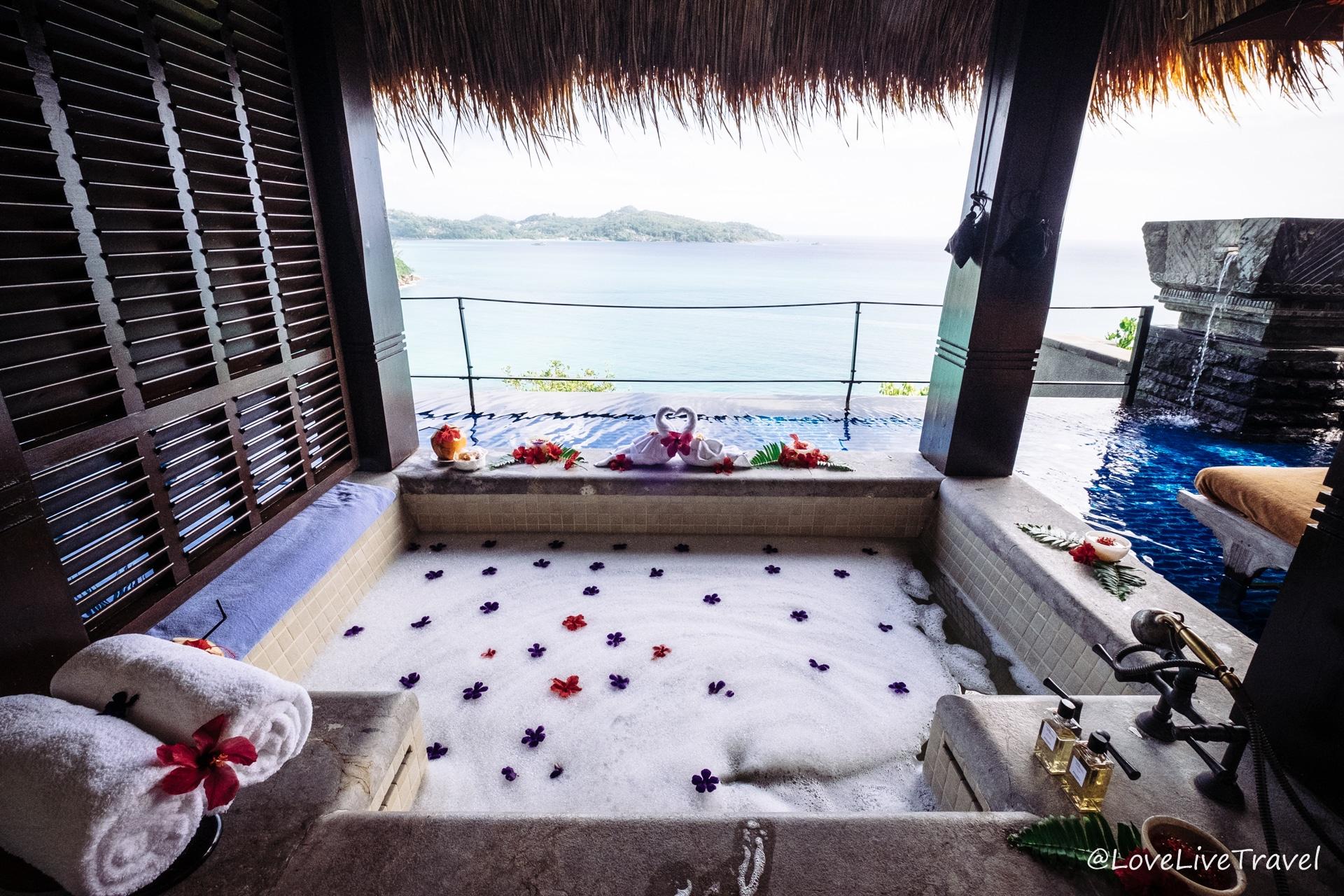 Hôtel maia resort & spa mahé seychelles blog voyage lovelivetravel
