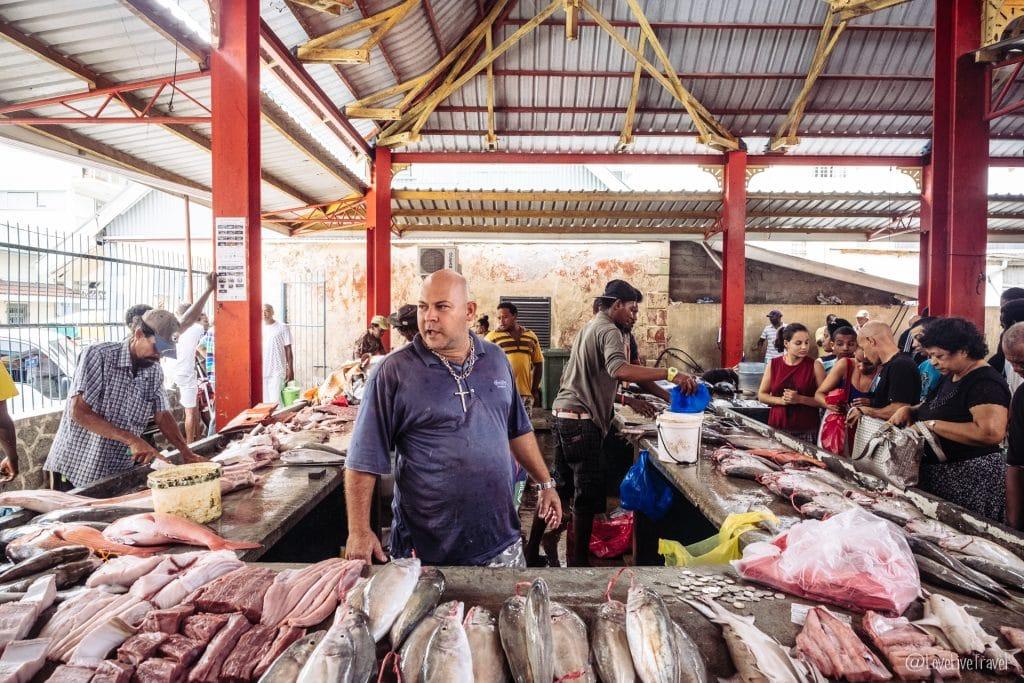 marché victoria Seychelles mahé blog voyage lovelivetravel