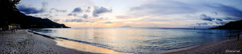plage beau vallon mahé seychelles blog voyage lovelivetravel