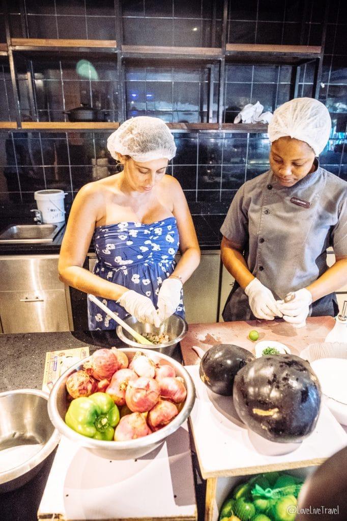 cours cuisine avani mahé seychelles blog voyage lovelivetravel