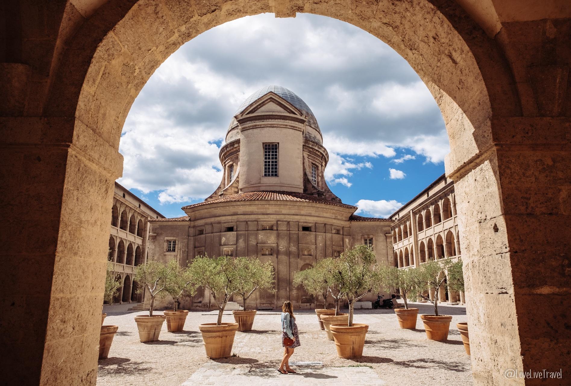 Marseille vieille charité panier france blog voyage lovelivetravel