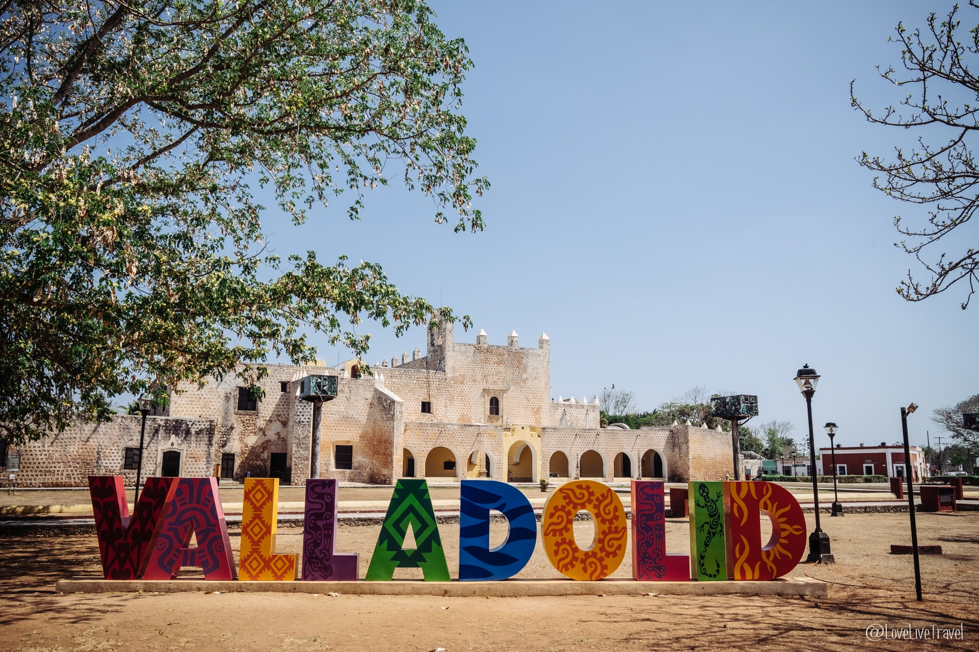 Izamal Valladolid rio lagartos Chichen Itza mexique blog voyage lovelivetravel