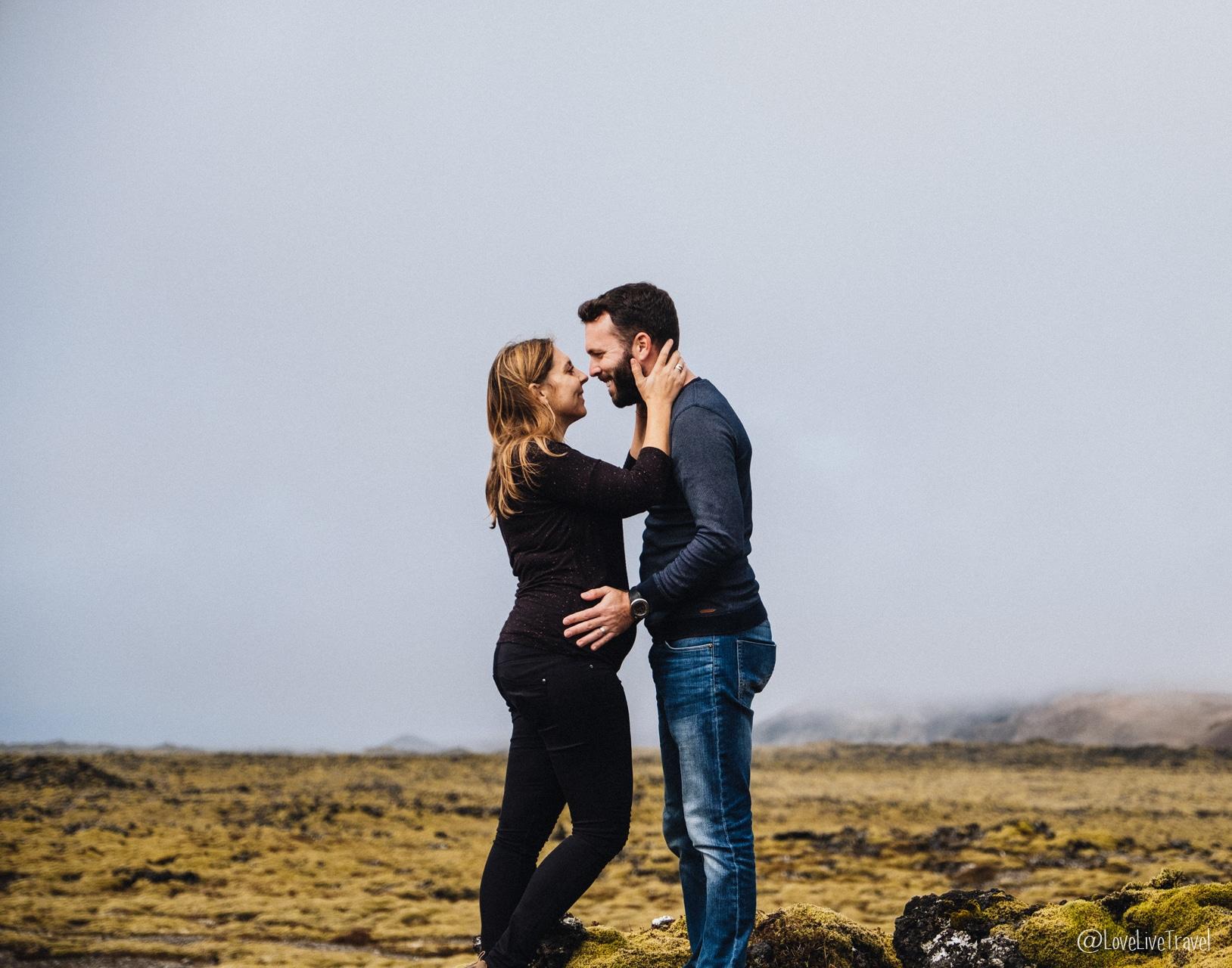 Islande grossesse blog voyage LoveLiveTravel