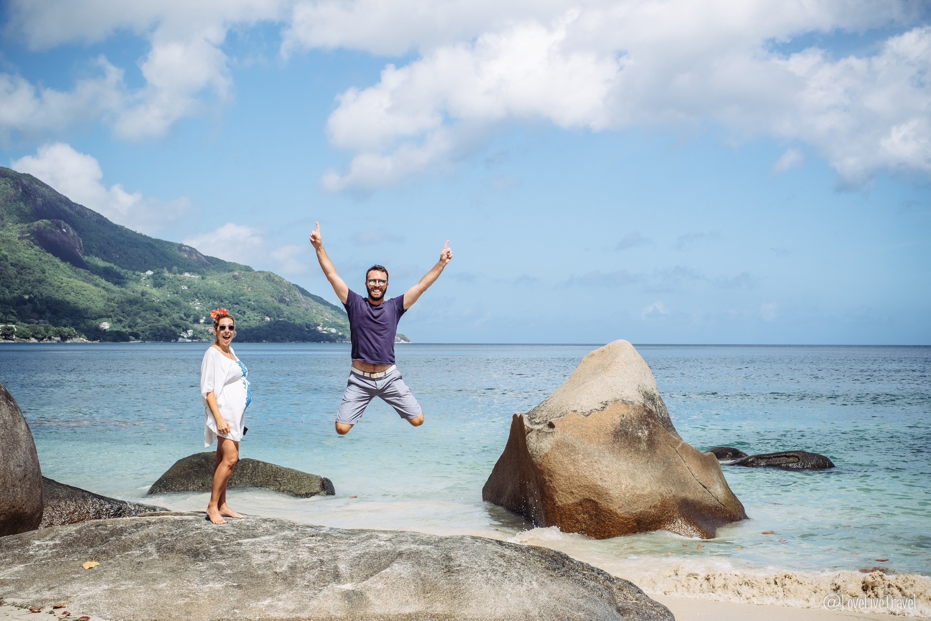 Seychelles grossesse blog voyage lovelivetravel