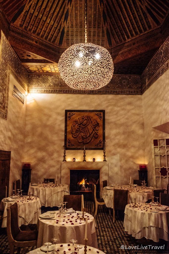 Riad Dar Zellij Maroc marrakech blog voyage lovelivetravel