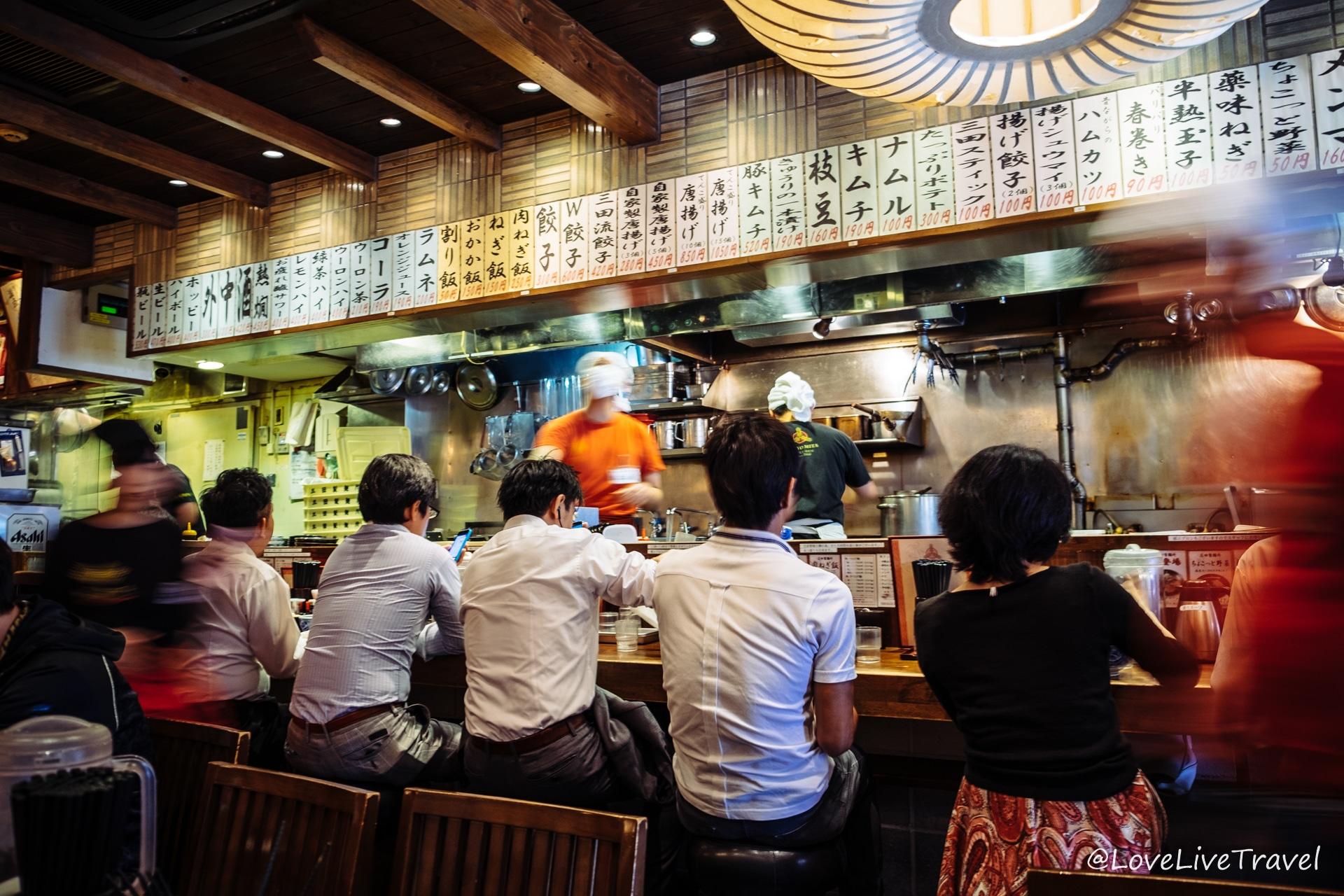shinjuku tokyo Japon blog voyage Lovelivetravel