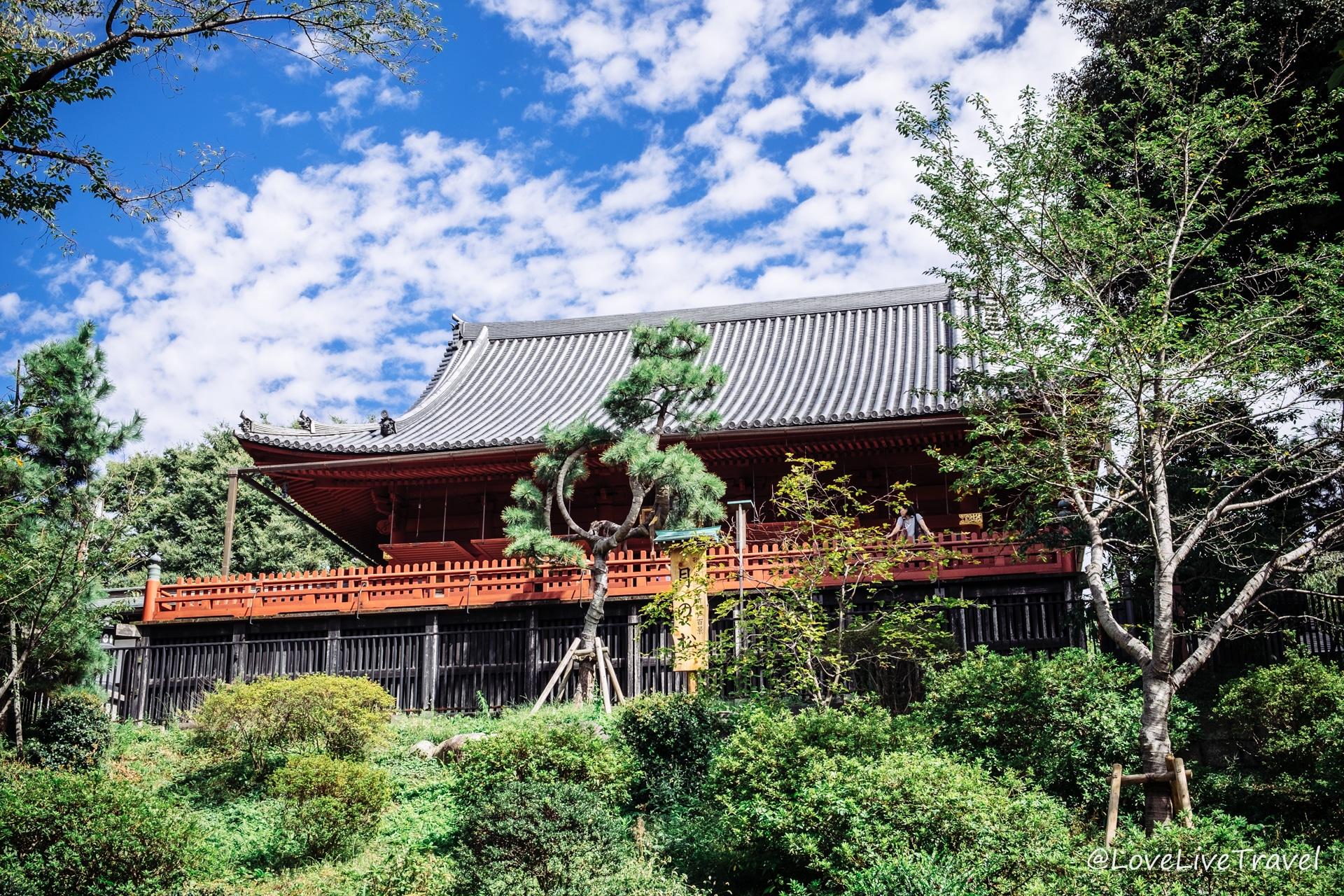 Parc Ueno Onshi Koen Tokyo Japon blog voyage Lovelivetravel