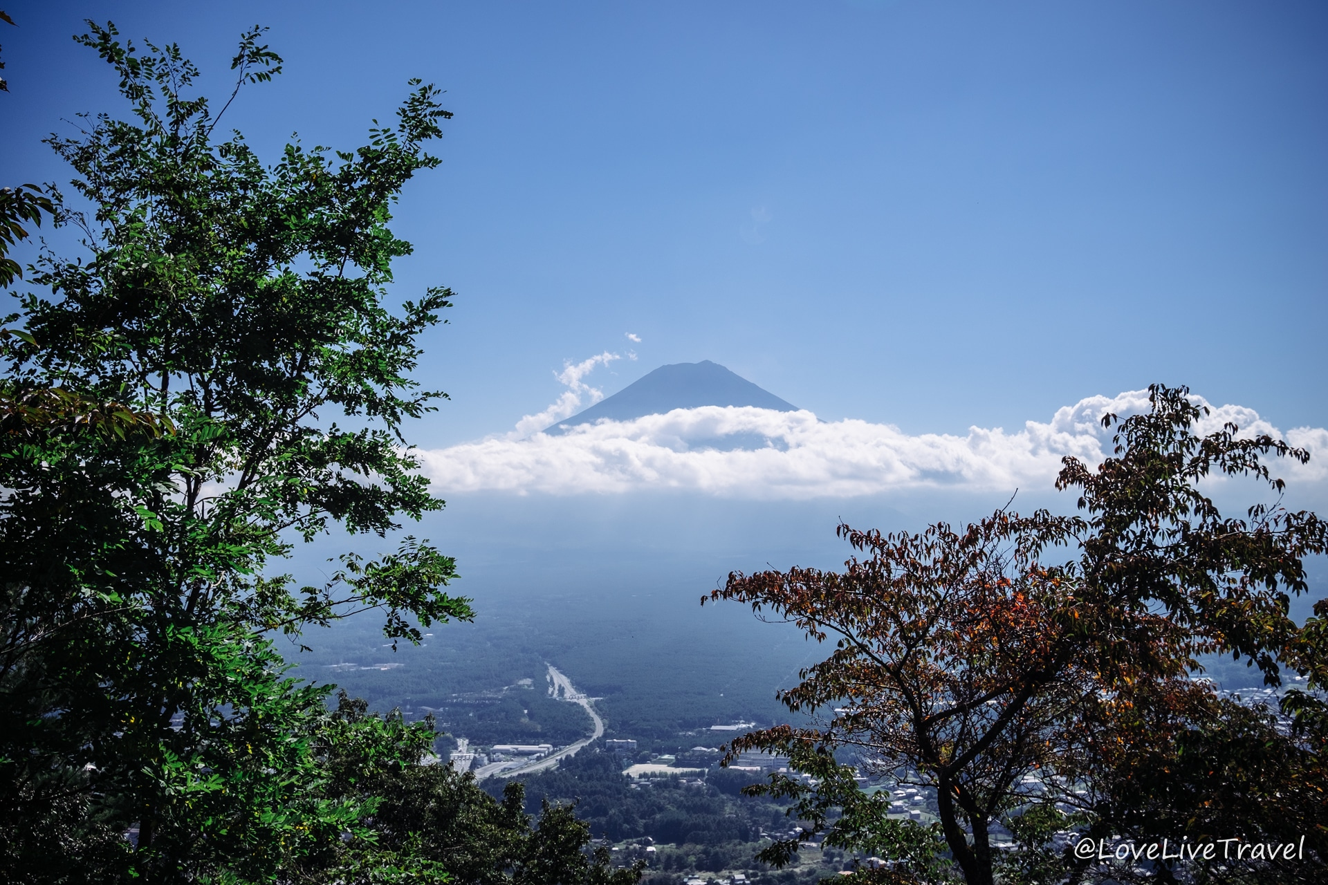 Mont Fuji Blog voyage Lovelivetravel