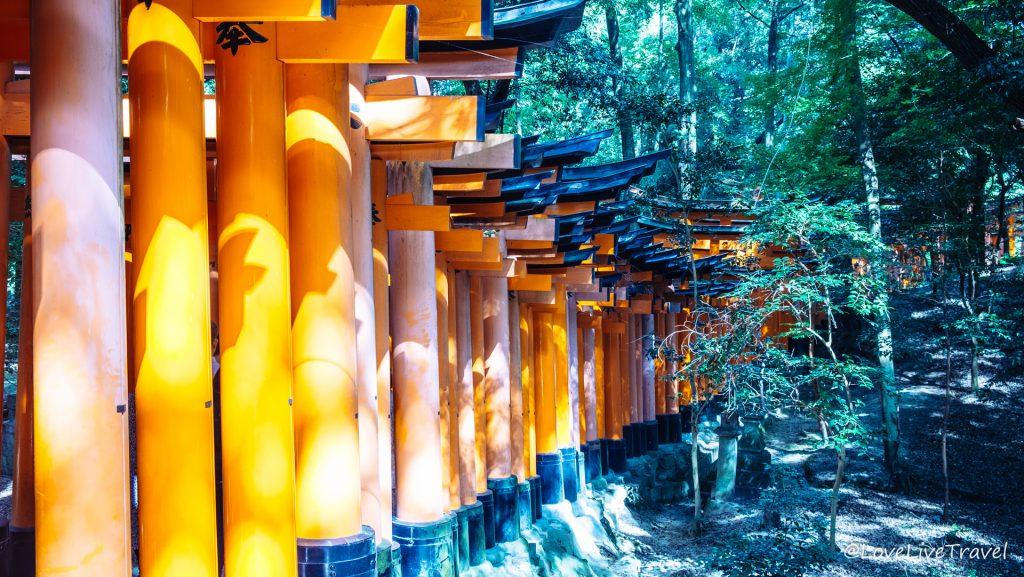 Kyoto en 3 jours Fushimi Inari Taisha Japon Blog Voyage Lovelivetravel