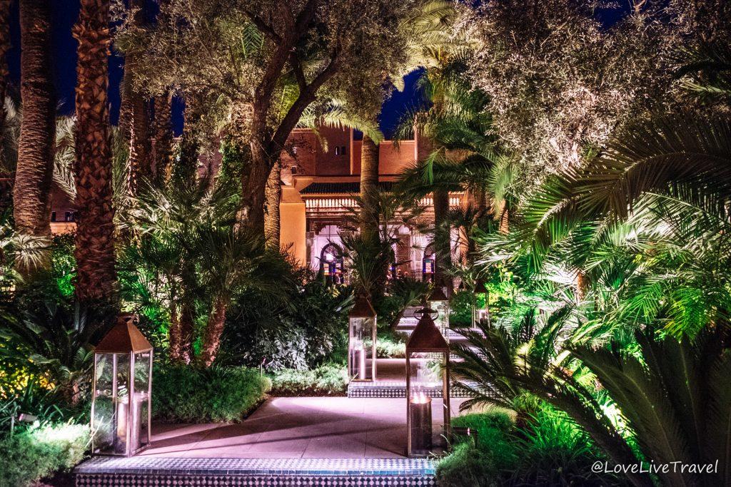 Mamounia Medina Maroc marrakech blog voyage lovelivetravel