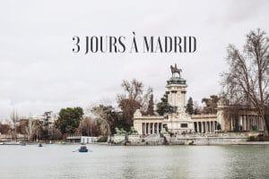 Madrid Espagne blog voyage lovelivetravel