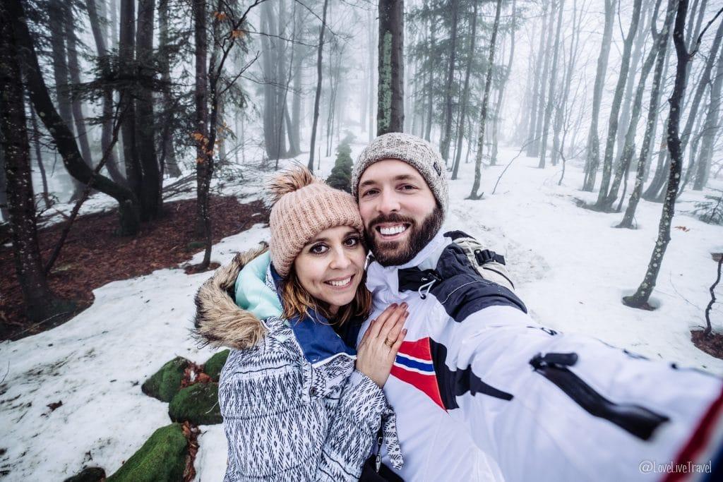 Massif des vosges france ski neige blog voyage lovelivetravel
