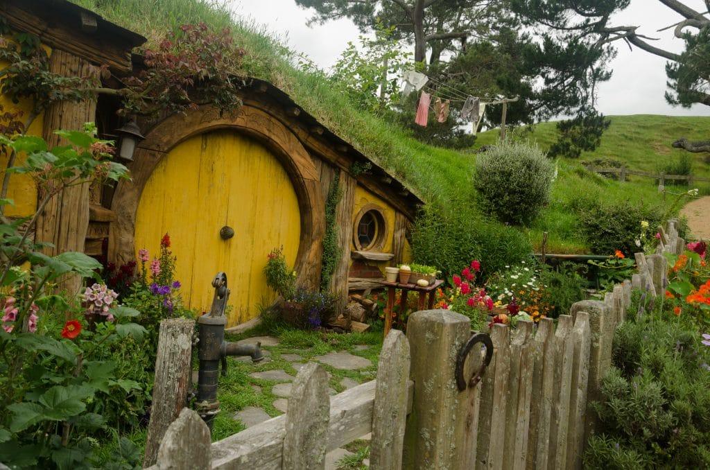 nouvelle Zélande blog voyage lovelivetravel Hobbiton matamata