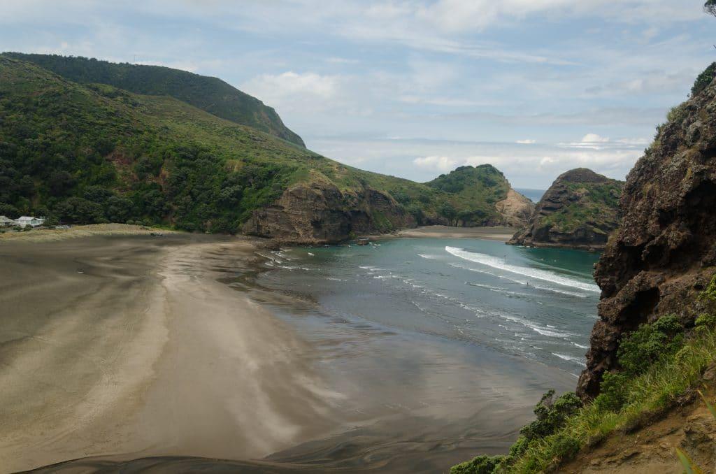 nouvelle-Zélande blog voyage lovelivetravel piha beach
