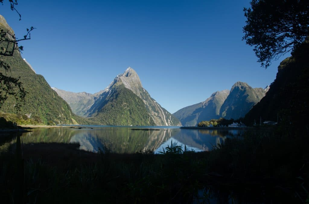 nouvelle Zélande blog voyage lovelivetravel Milford sound
