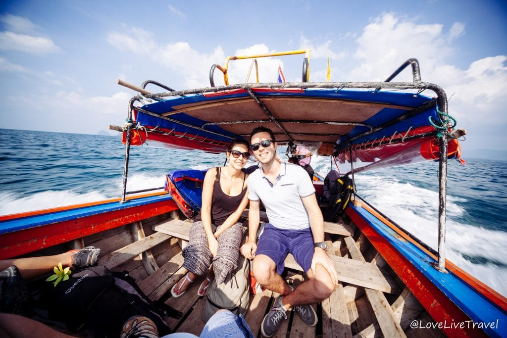 thailande blog voyage lovelivetravel Ko Ngai