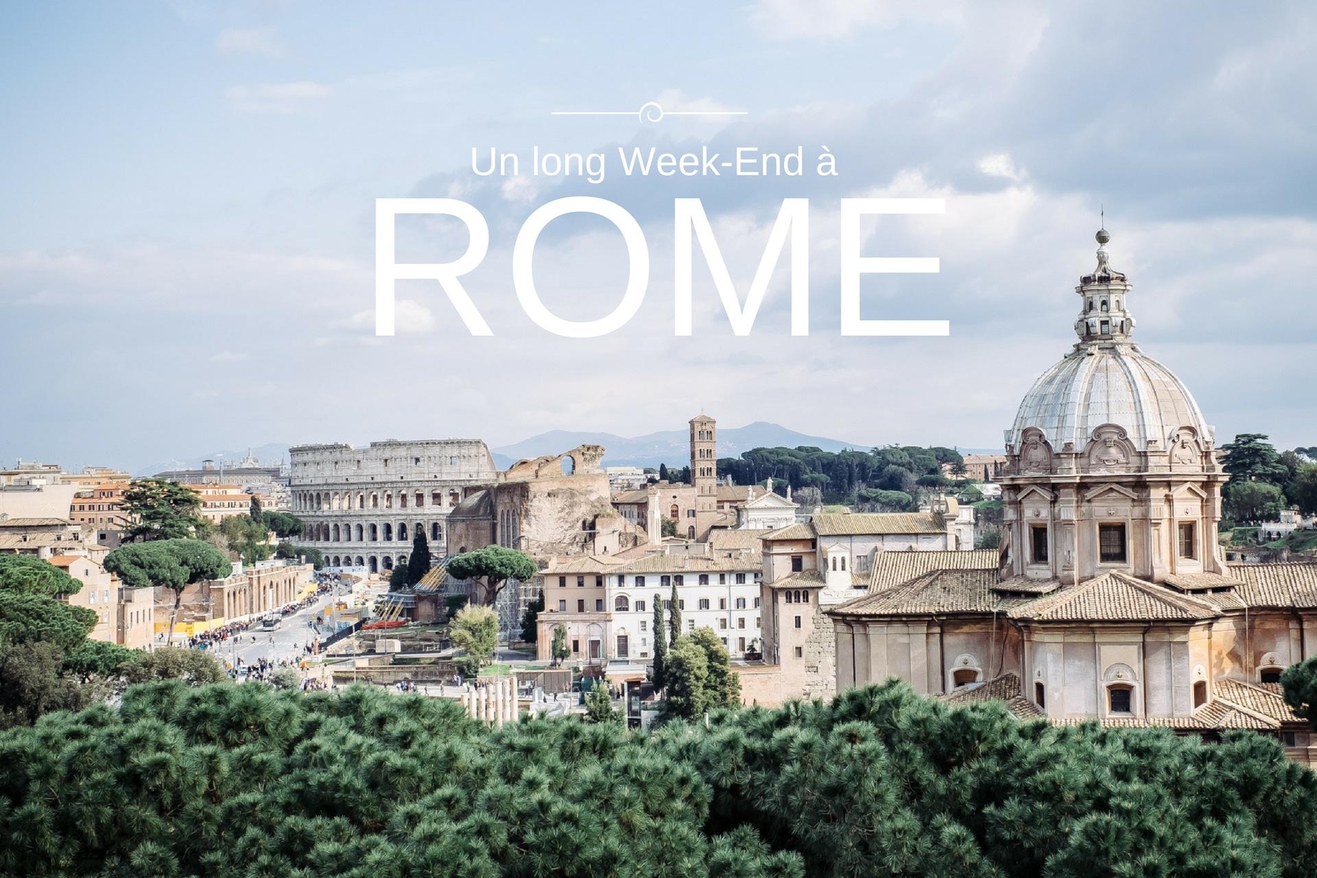 Rome Italie Blog Voyage Lovelivetravel