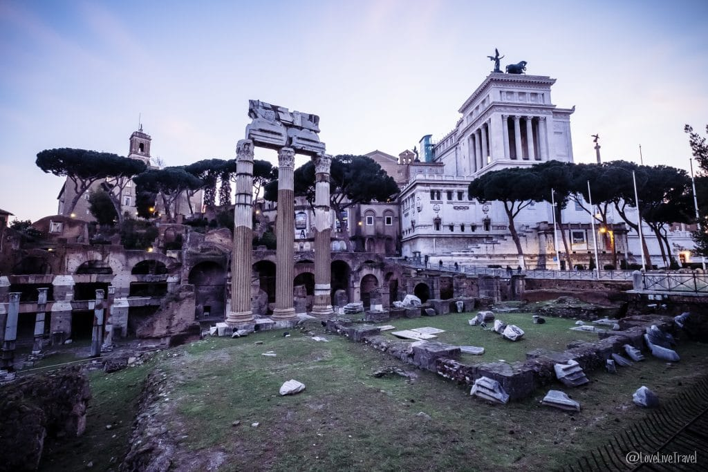 Rome Italie Blog Voyage Lovelivetravel