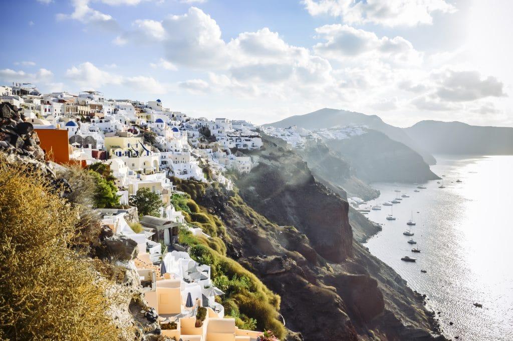 1 semaine en famille à Santorin blog voyage lovelivetravel