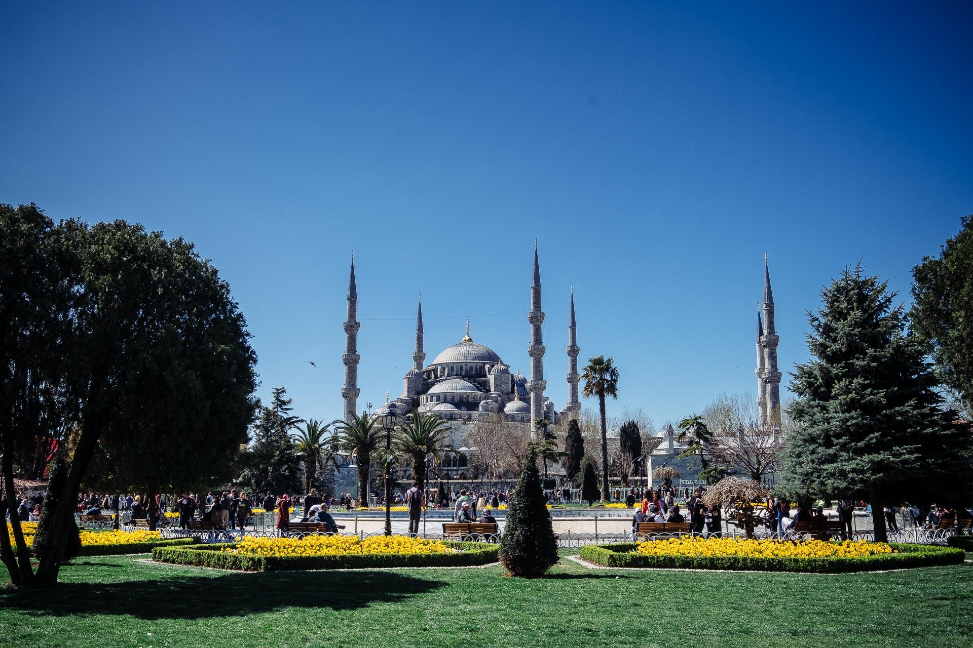 Découvrir Istanbul en 4 jours