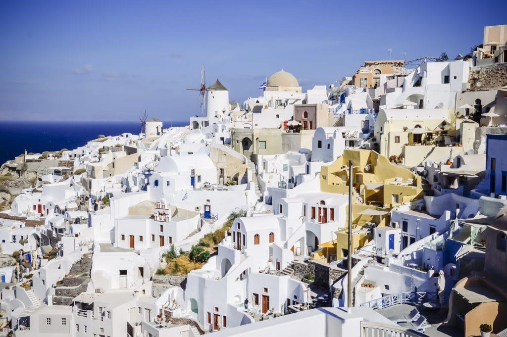 1 semaine à Santorin en famille blog voyage lovelivetravel