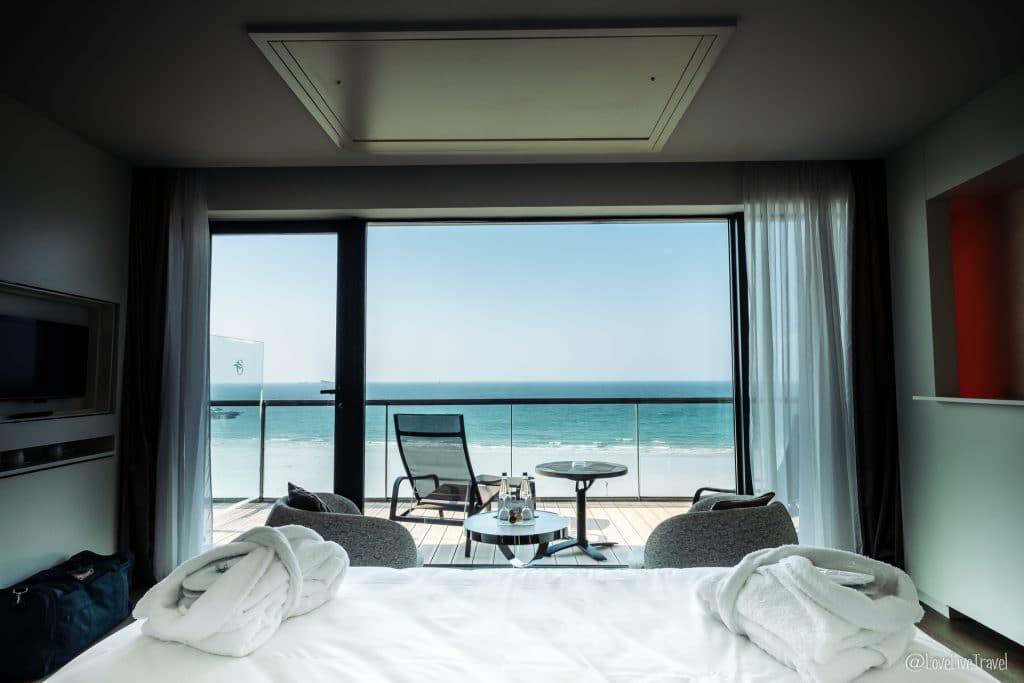 hôtel océania saint-malo blog voyage lovelivetravel