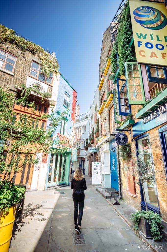 Découvrir Londres insolite en 3 jours blog voyage lovelivetravel
