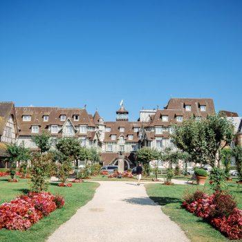 Hôtel Barrière Le Normandy à Deauville