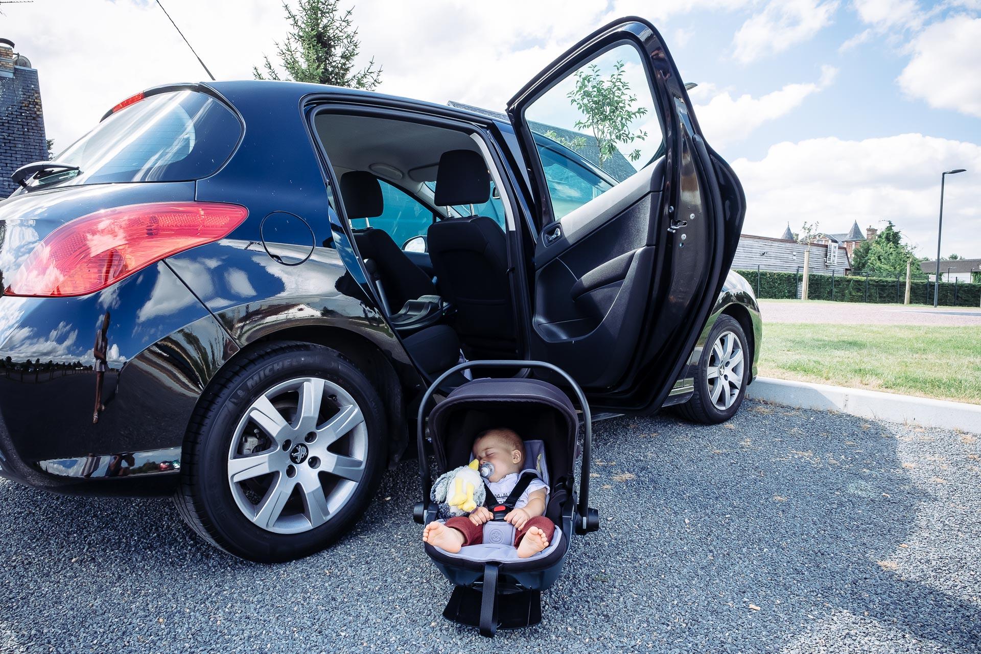 Conseils pour réussir votre road trip avec bébé