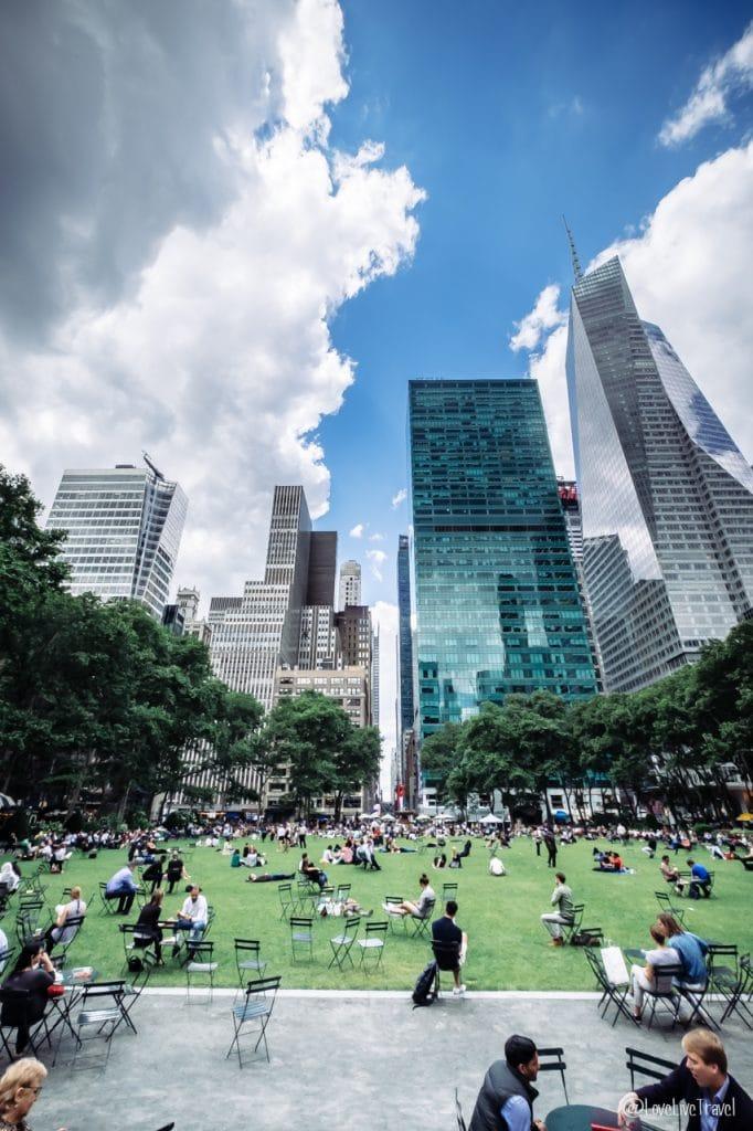 Découvrir New-York en 5 jours blog voyage lovelivetravel