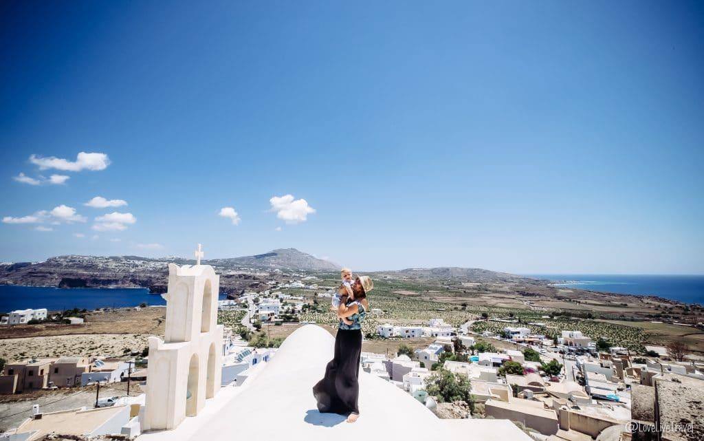 Découvrir l'île de Santorin en 6 jours blog voyage lovelivetravel