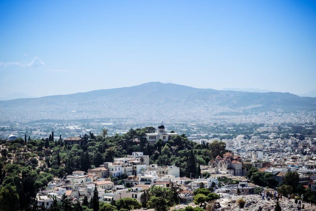 Découvrir Athènes en 3 jours blog voyage Lovelivetravel