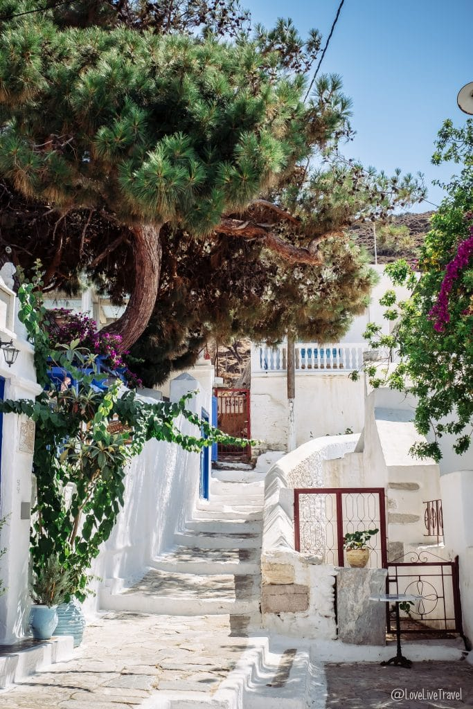 Découvrir l'île de Santorin en 6 jours Pyrgos
