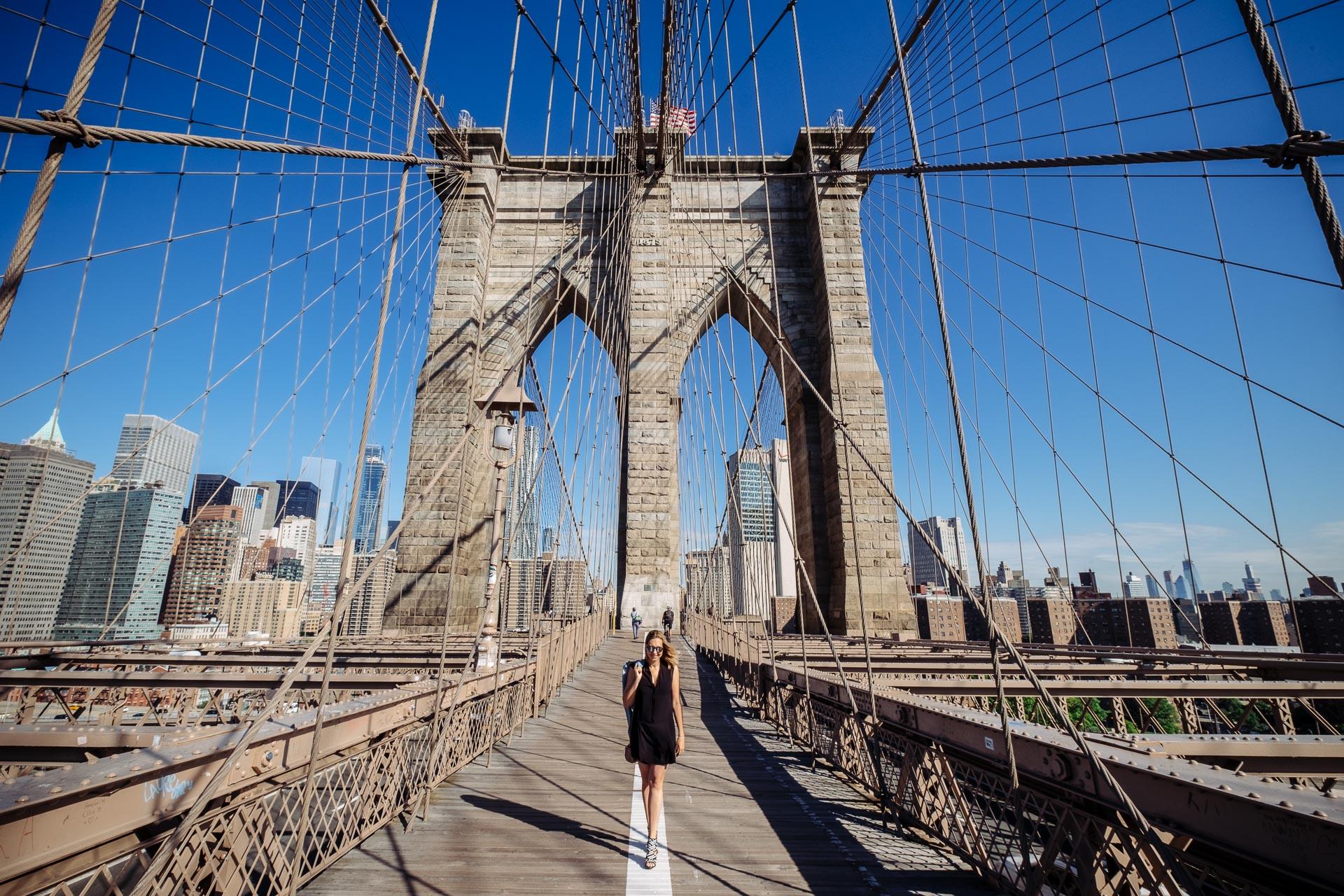 Découvrir New-York en 5 jours