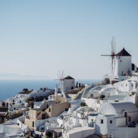 Découvrir l'île de Santorin en 6 jours, dans les Cyclades