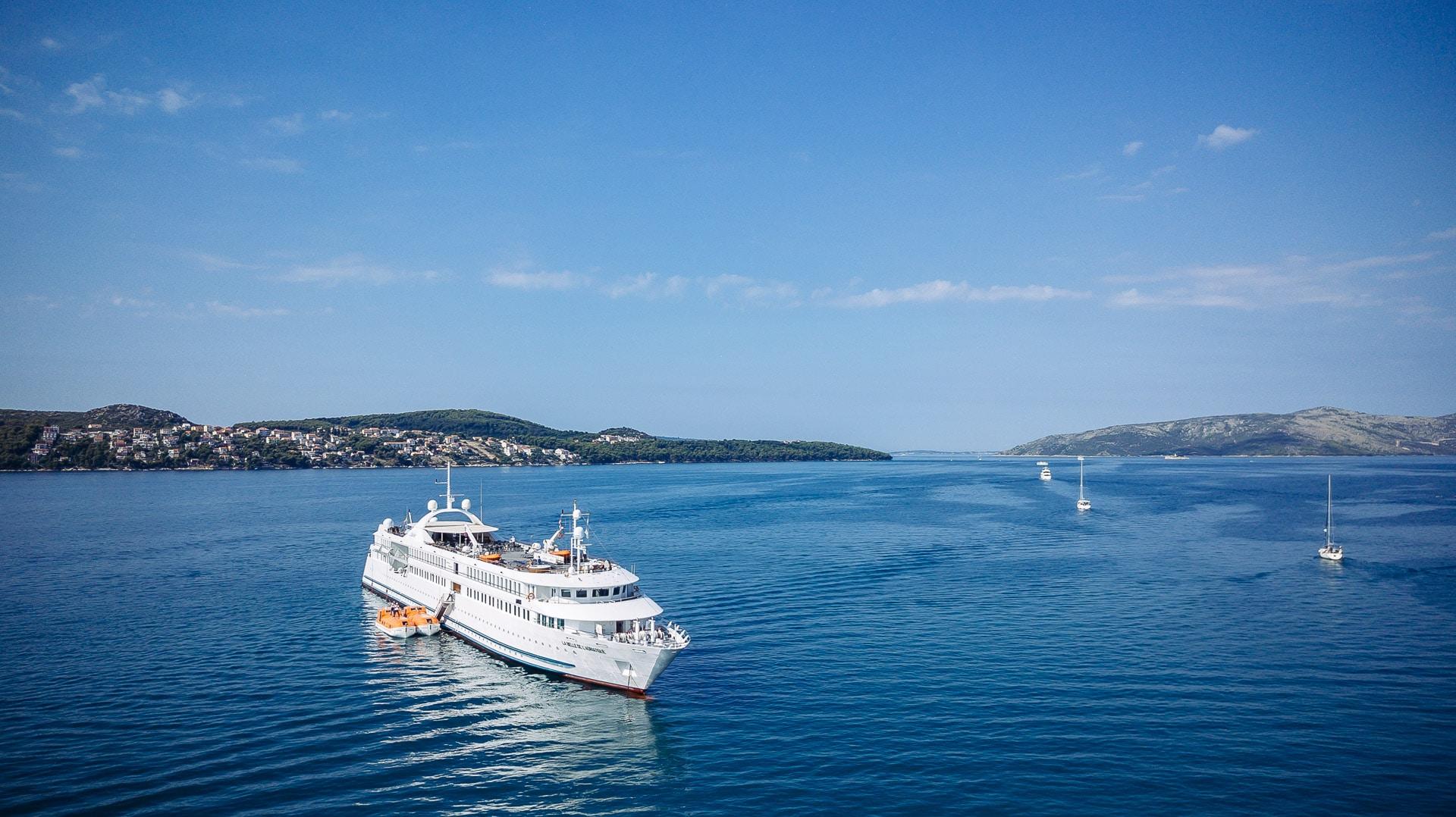 Croisière d'une semaine en Croatie avec CroisiEurope