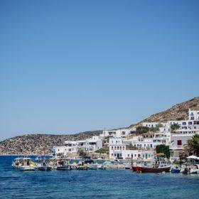 Découvrir Amorgos en 3 jours, dans les Cyclades
