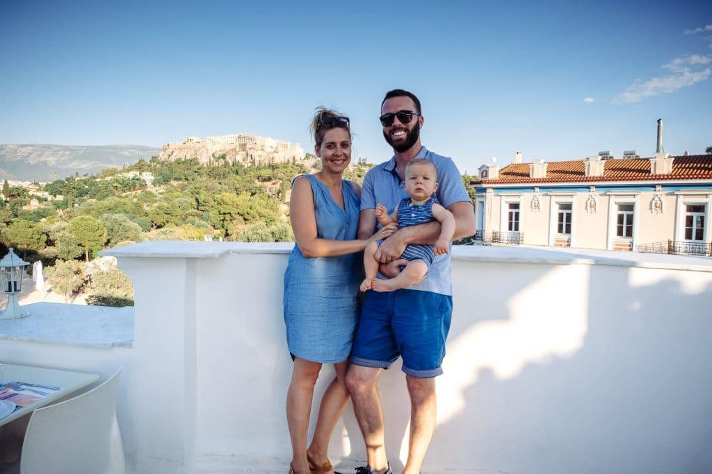 Découvrir Athènes en 3 jours grece blog voyage lovelivetravel