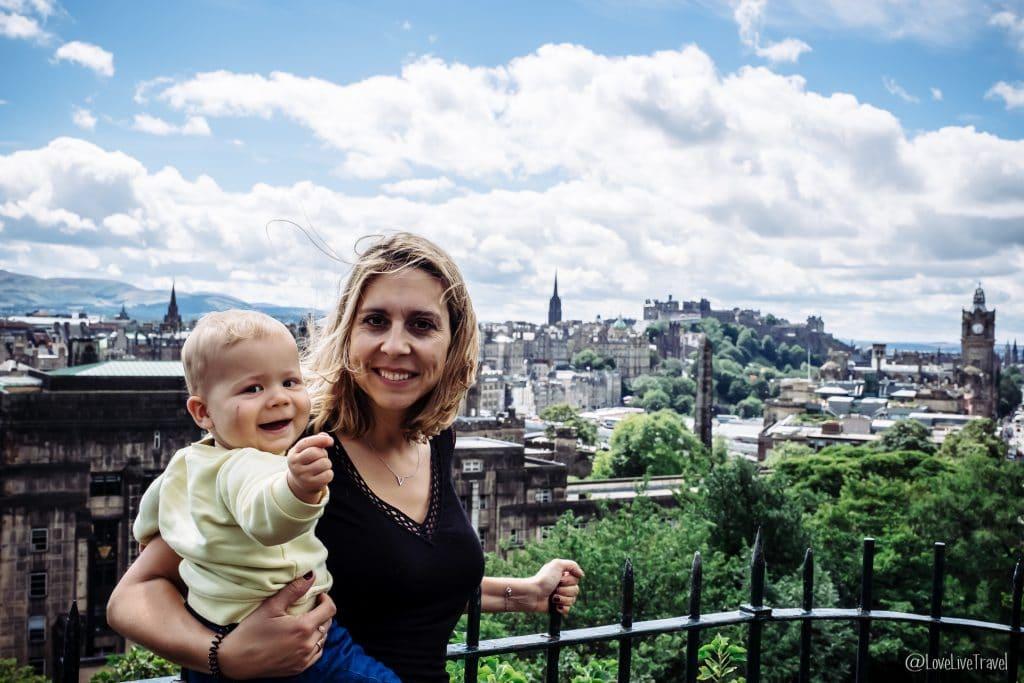 Découvrir Edimbourg en 2 jours blog voyage lovelivetravel