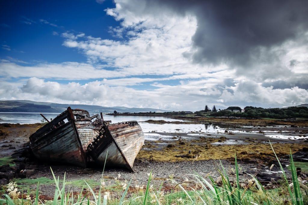 Découvrir l'île de Mull, en Ecosse, en 2 jours blog Voyage Lovelivetravel