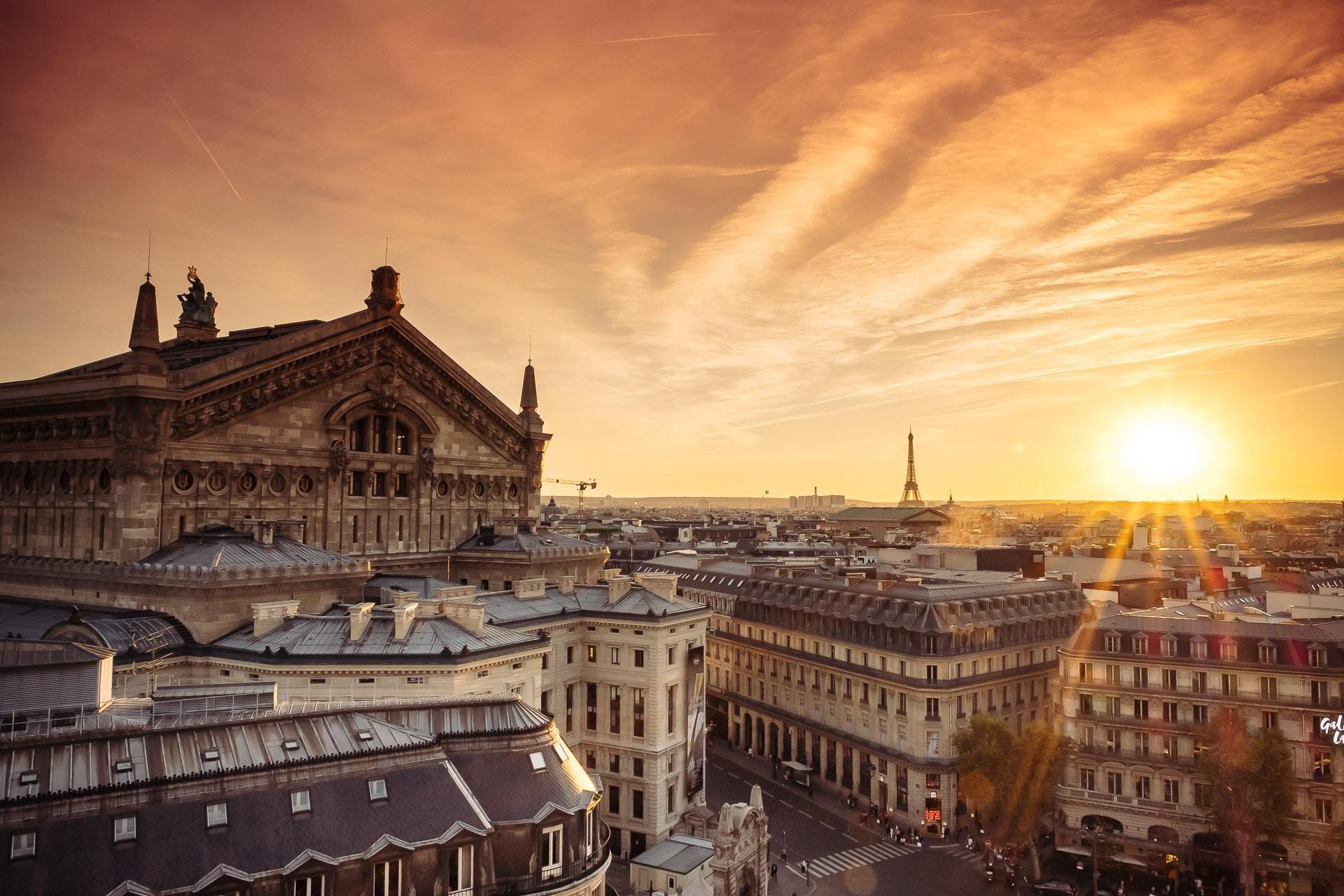 10 spots photos Instagram à Paris