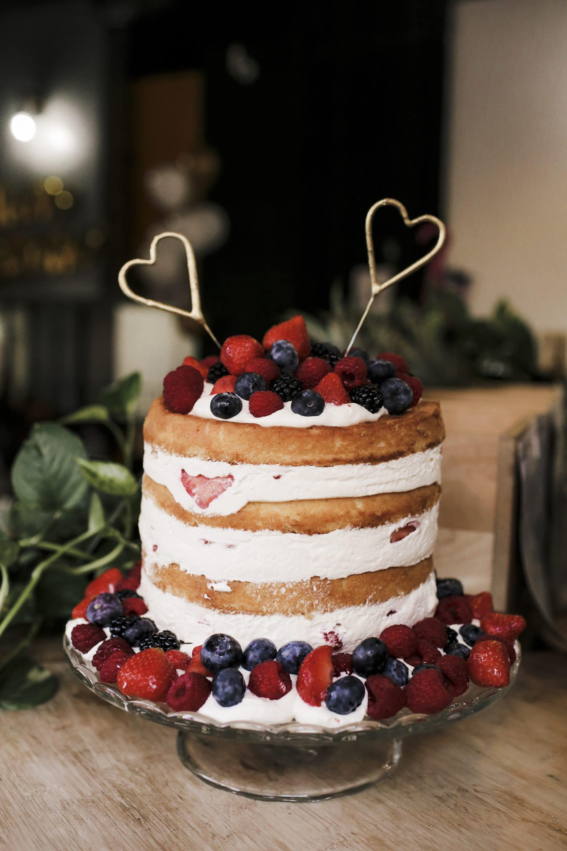 Recette du naked cake aux fruits rouges blog voyage lifestyle lovelivetravel