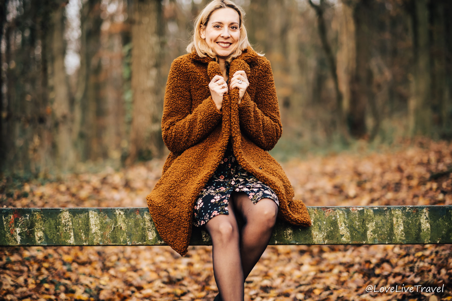 Mon look Spartoo Novembre 2018 blog voyage et lifestyle lovelivetravel