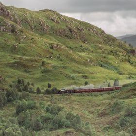 Sur les traces d'Harry Potter en Ecosse