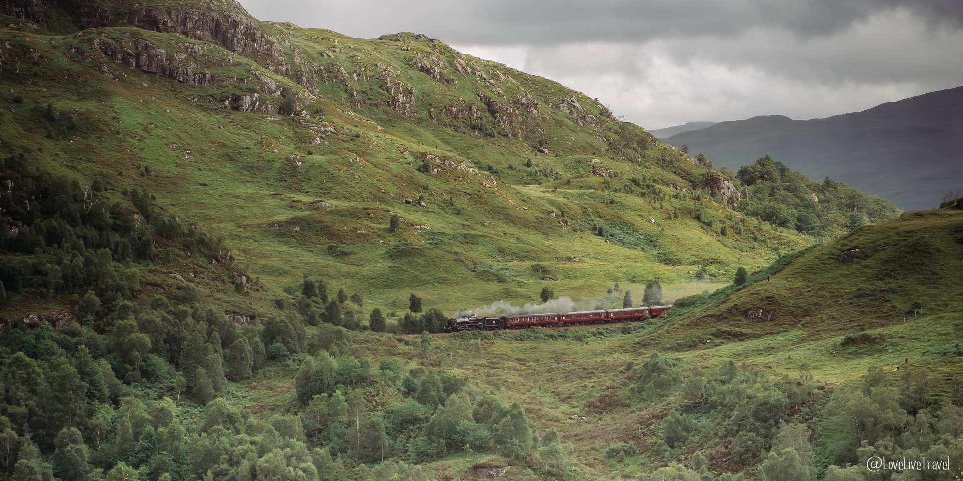 Sur les traces d'Harry Potter en Ecosse