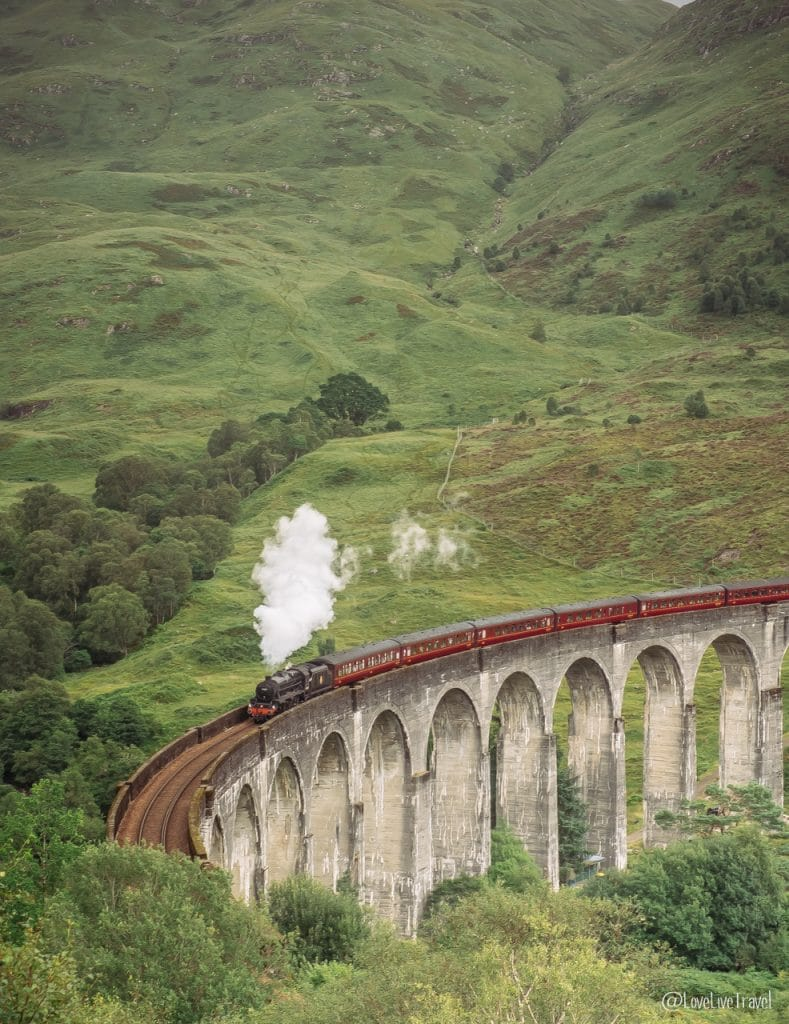 Sur les traces d'Harry Potter en Ecosse écosse blog voyage lifestyle lovelivetravel