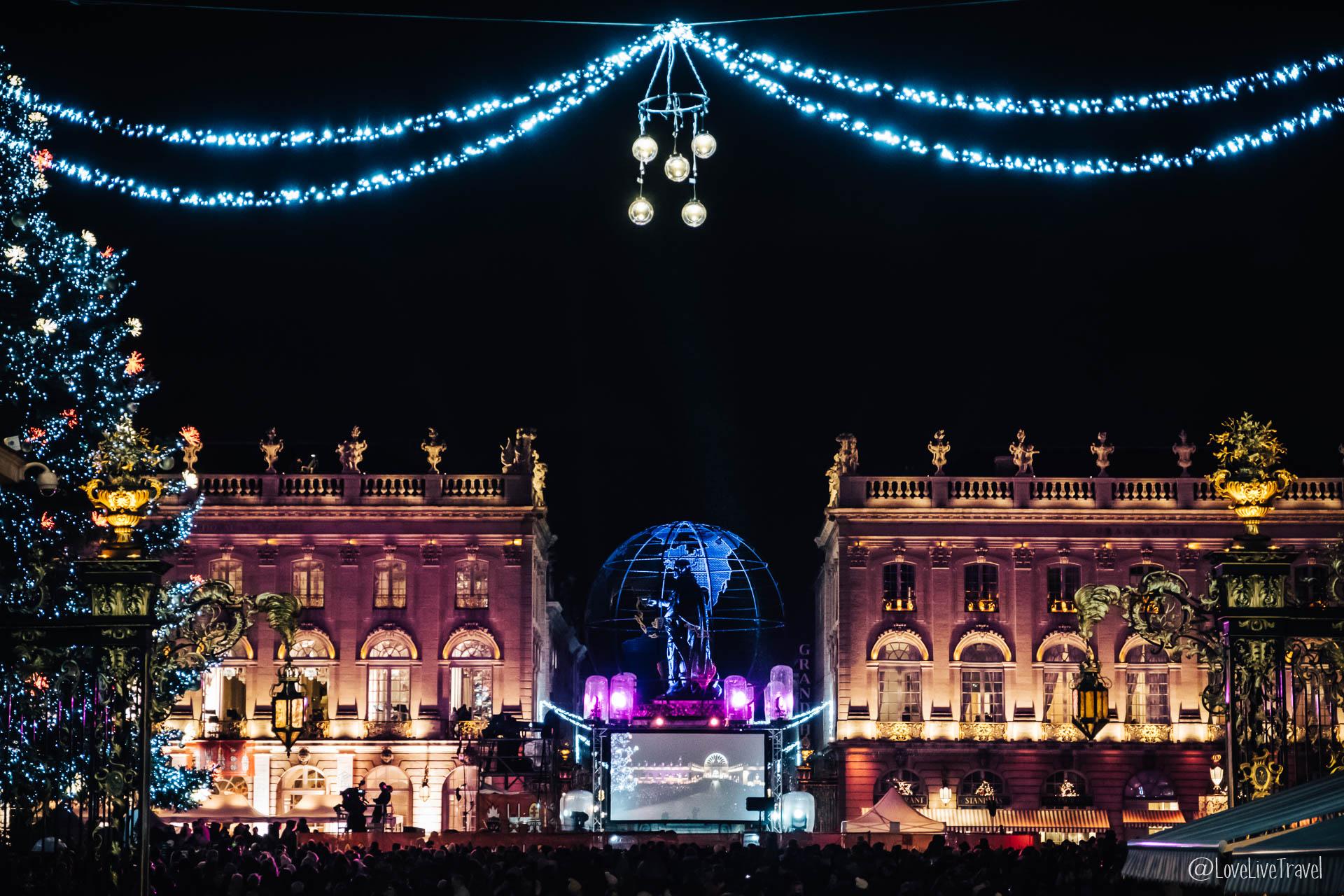 Découvrir les marchés de Noël de Metz et Nancy