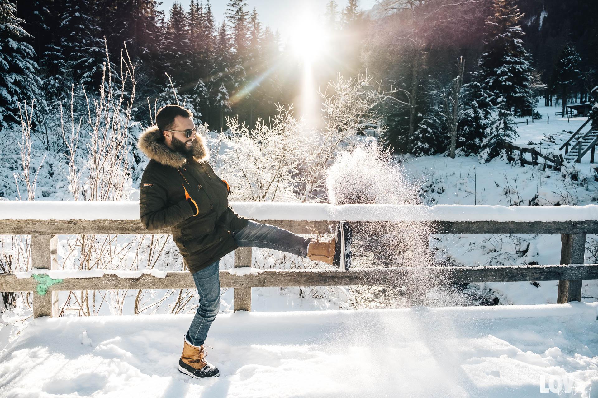 Notre sélection de manteaux d'hiver 2018