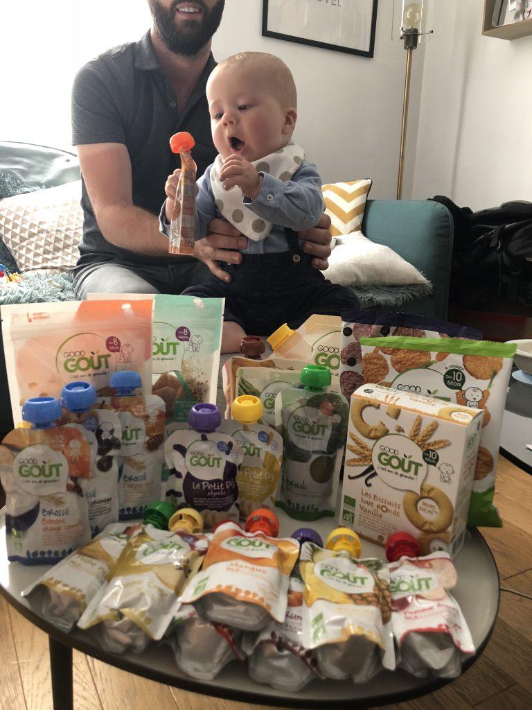 L'alimentation et la diversification de bébé de 0 à 1 an