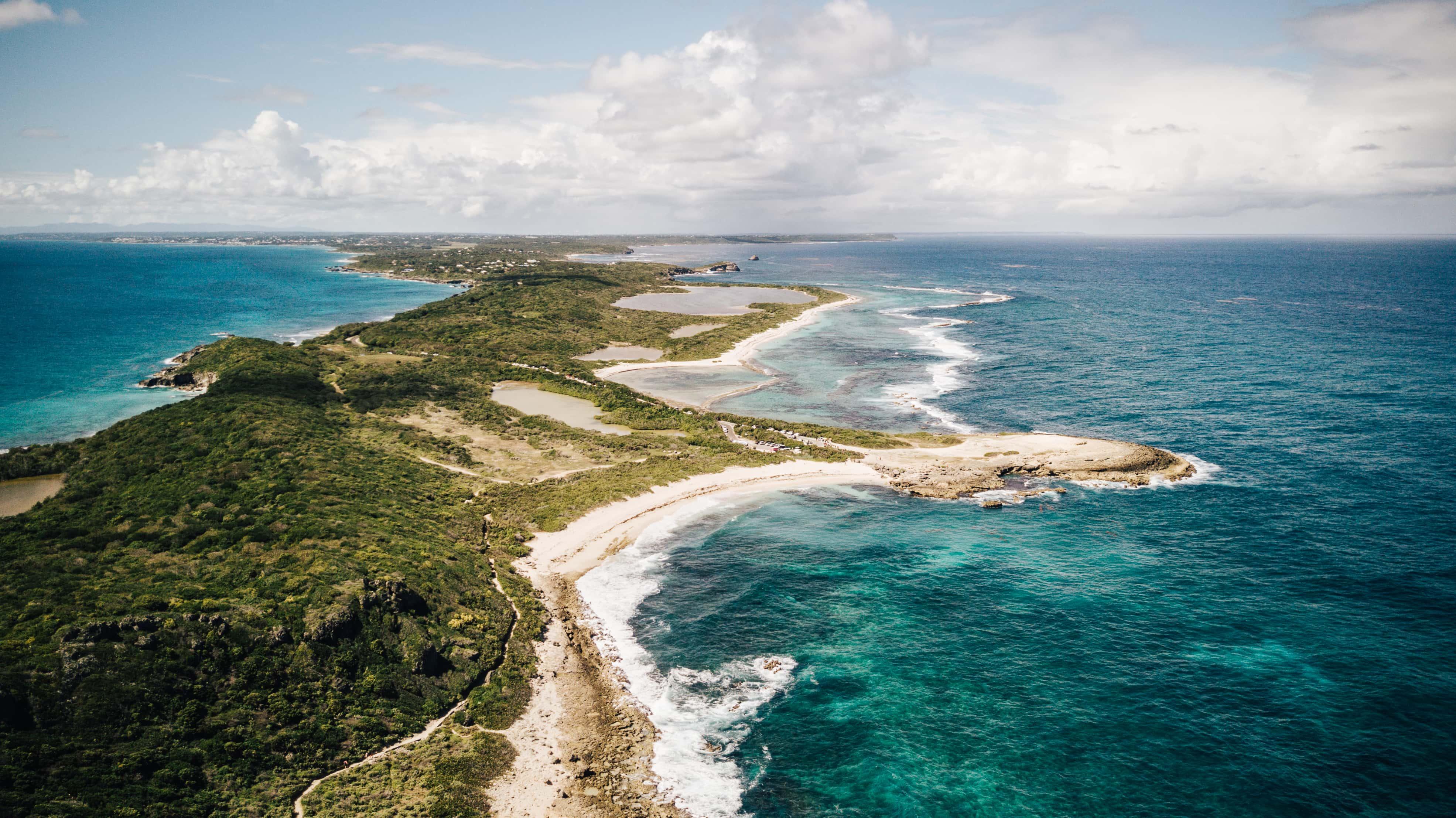 10 choses à voir et à faire à Grande-Terre en Guadeloupe